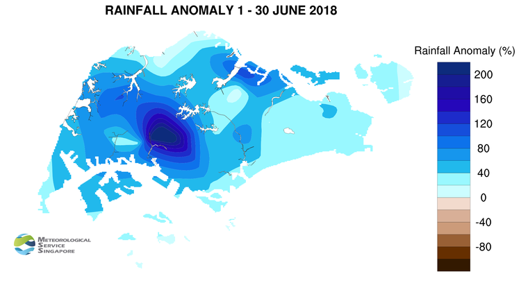 Fortnightly Weather Outlook 2 - 15 Jul 2018