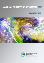 Annual Climate Assessment Report for 2015